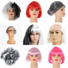 Classic Cap Curly Hair Straight Wigs & Hairpieces