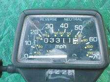 1998-2001 Yamaha Grizzly 600 4x4 - Speedometer A