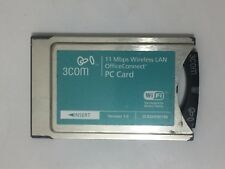 3Com OfficeConnect 11Mbps Wireless LAN PC Card 3CRSHPW196