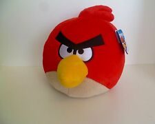 """Angry Birds Red Bird Large 12"""" stuffed animal toy"""