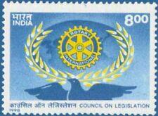 INDIA 1998 ROTARY INTERNATIONAL COUNCIL MEETING NEW DELHI EMBLEM LOGO MNH