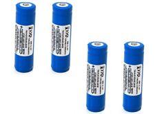 4er Enerpower 14500 850 mAh (2A PCM) Li-Ion 3,6V (63,4 mm x 14,5 mm)