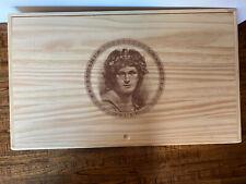 2015 Bond Napa Valley Cabernet 5-bottle wood wine box