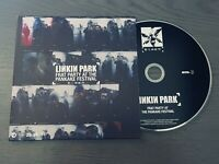 Linkin Park Frat Parties Pancake Festival CD | From The 20th Anniversary Bundle