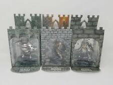 Dark Souls Heroes Of Lordan Set - Solaire - Sigmeyer - Oscar