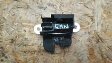 VW GOLF MK5 BOOT LID TAILGATE LOCK MECHANISM 1K6827505C