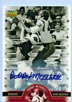2005 Upper Deck NFL Legends Signatures Bobby Mitchell Autograph Washington
