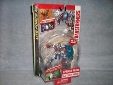 Optimus Prime Lite Force Attach & Go Transformers Age of Extinction Hasbro 2014