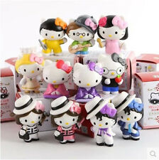 7-11 SANRIO Hello Kitty STAR IDOL Dressing Edition 11 Figures Doll Set W/T Box