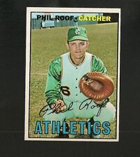 11150* 1967 Topps # 129 Phil Roof Ex-Mt