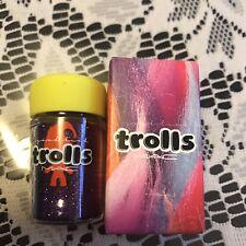 "Bnib, Mac Glitter pigment ""Fuschia, Troll Collection Rare, Htf"
