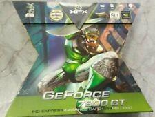 TARJETA GRAFICA XFX GFORCE 7800GT PCI Exp 256 DDR3  como nueva accesorios incl.