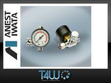 ANEST IWATA Air pressure gauge valve regulator IMPACT CONTROLLER 2