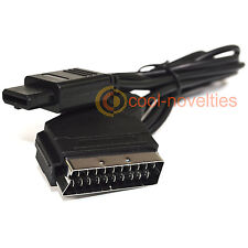 NINTENDO SNES & GAMECUBE RGB SCART CABLE FOR PAL EUROPEAN MODELS