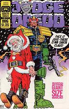 Judge Dredd #6  (1987) (Quality Comics)
