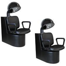 Beauty Salon Spa Equipment Dryer & Dryer Chair Package 2 x Dc-11 & Hd-64983