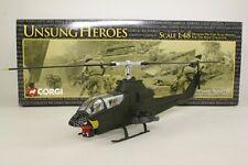 Corgi USMC Bell AH-1G Cobra Helicopter Die cast