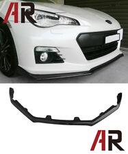 STI Style Carbon Fiber JDM Front Bumper Add On Lip for SUBARU 2012-2016 BRZ BR-Z