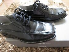 Stacy Adams Youth Boy's Black Lace Up Dress Shoes pre school