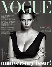 Vogue KOREA August 2012,Lara Stone,Bo Lee,Jung Woo Sung,Bo Lee,Jung Woo Sung NEW