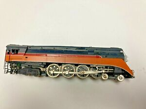Katsumi Daylight Southern Pacific 4-8-4 Locomotive no Tender GS-4 HO Brass