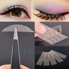 120pcs Invisible Fiber Double Side Adhesive Eyelid Stickers Technical Eye Tapes