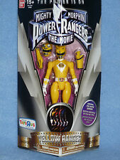 "Mighty Morphin Power Rangers Legacy film Yellow Ranger 5"" Action Figure Nuovo con Scatola"