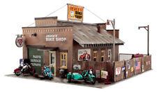 Woodland Scenics PF5193 Deuce`s Bike Shop, Gebäude H0 (1:87)