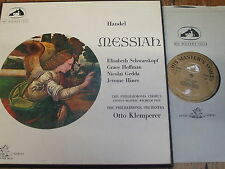 SAN 146-8 Handel Messiah / Klemperer etc. W/A 3 LP box
