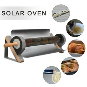 Solar Oven Cooker Camping Portable Outdoor Stove Multi Function Premium Cooking