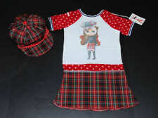 NEW Boutique Bellabebeco Custom London Blythe Doll Upcycle Dress~Hat Cap Set 5 6