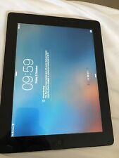 "Original Condition Apple iPad 2 64GB Wi-Fi + Cellular 3G  9.7"" Black"