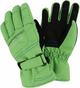 Dare2b Kids Boys Girls Flag Down Winter Waterproof Ski Gloves. Age 13 RRP £30
