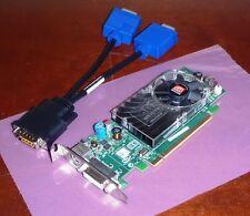 Dell Inspiron 530s 531s 537s 545s 560s 580s 620s Dual VGA Monitor Video Card