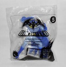 2015 McDonalds BATMAN UNLIMITED - BATMAN BATTLE KICKER Action Figure Toy #5 NEW