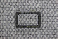 Casio F-7 Clear Vintage Crystal NOS RARE