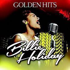Golden Hits [4/14] by Billie Holiday (Vinyl, Apr-2015, ZYX)