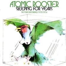 Atomic Rooster - Sleeping For Years - The Studio Recordings: 1970-1974 (NEW 4CD)