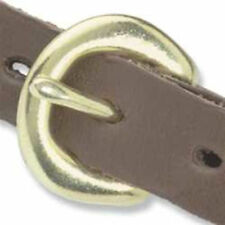 """Heel Bar Buckle Brass 3/4"""" 1589-01 by Tandy Leather"""