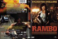 RAMBO. (Acorralado) dvd