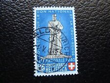 SUISSE - timbre yvert et tellier n° 353 obl (C5) stamp switzerland