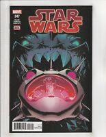 Star Wars #47 NM- 9.2 Marvel Comics Luke Skywlker Han Solo Darth Vader 2018