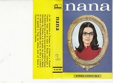 K7 AUDIO (TAPE) NANA MOUSKOURI *ROSES BLANCHES DE CORFOU* 1968 (BIEM)