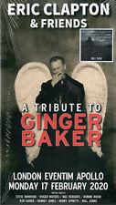 ERIC CLAPTON - TRIBUTE TO GINGER BAKER - 4CD LONG BOX DIGIPAK N°89/300 - SEALED