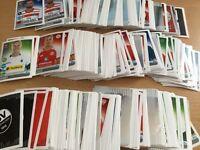 30 Aldi topps Bundesliga Sticker Kollektion 2017/2018 Sammelsticker Sammelbilder