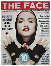 The Face Magazine - Madonna cover (June 1990 - Volume 2 No. 21)