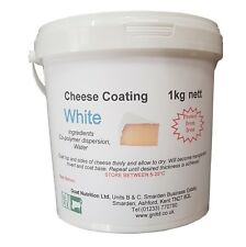 Cheese Coating - white/clear 1kg