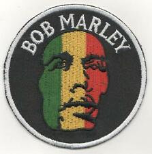 BOB MARLEY  IRON ON PATCH  buy 2 get 1 free