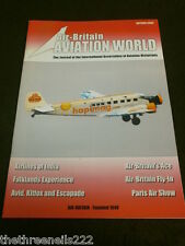AIR BRITAIN AVIATION WORLD - AIRLINES OF INDIA - AUTUMN 2005