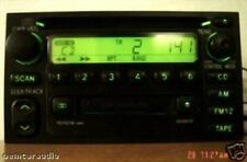 TOYOTA Camry Sequoia Sienna Tundra Radio Stereo Tape Cassette CD Player 16814